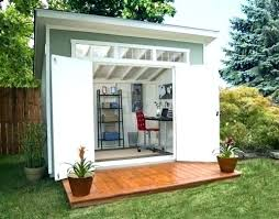 shed home office. Garden Shed Offices Small Backyard Ideas Designs And Plans Home Office Design
