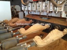 cnc wood furniture. furniture legs mass production!! cnc wood carving machine / sculpture router c