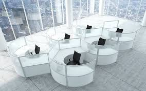 modern unique office desks. modular office furniture modern workstations cool cubicles benching systems unique desks n
