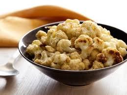 meatless monday roasted cauliflower