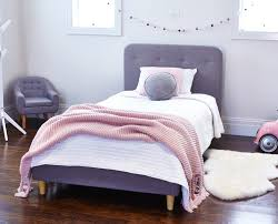 upholstered bed grey. Decorating Mesmerizing Grey Upholstered Bed King 23 Bedroom Linen Twin With Natural Wood Legs For Small