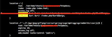 rewrite NGINX, Blog wird nicht angezeigt - WoltLab Community ...