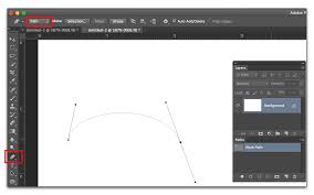 26/09/2016 in tutorial // retouching with photoshop fix and photoshop cc. Solved Photoshop Cc 2015 How To Create A Curved Line Wi Adobe Support Community 8450712
