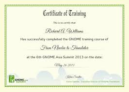 Training Certificate Template Free Download Cheapscplays Com