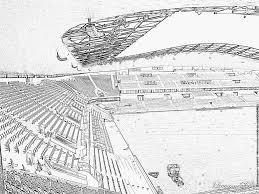 Coloriage Stade Annecy Match Ligue Imprimer Pour Les Foot Rec P