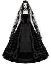 gothic wedding dress ebay