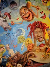 Wallpapercave is an online community of desktop wallpapers enthusiasts. Life S A Trip Trippie Redd Wallpaper Page 1 Line 17qq Com