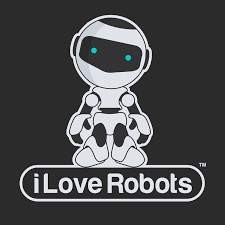 Robot Logo Design Modern Bold Entertainment Logo Design For I Love Robots By