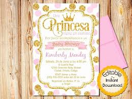 49 Fresh Collection Of Ballerina Baby Shower Invitations | Resume ...