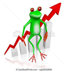 3d Frog Growth Chart