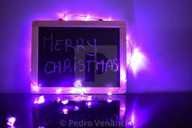 Chalkboard With Lights Merry Christmas In Chalkboard With Lights License