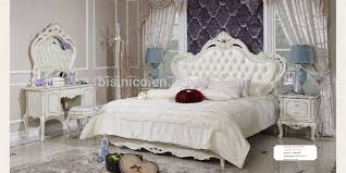 Classic white bedroom furniture French Style Harper Collection ...