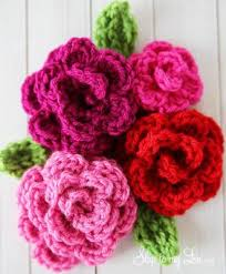 Crochet Flower Pattern Impressive 48 Beautiful Crochet Flowers To Make Skip To My Lou