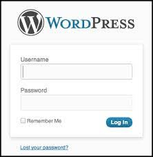 Custom picture for your WordPress login screen – Addison Legere