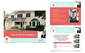 Real Estate Flyer Templates Home Presentation Template