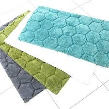 bathroom mat sets abyss imagine blue gold modern bath rugs mesmerizing bathroom rug sets 8 mat