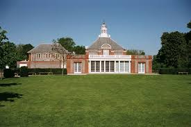 ... Former Hyde Park Tea Room, now the Serpentine Gallery, London ...