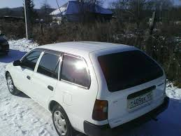 1998 Toyota Corolla Wagon BZ-Touring 1.6 related infomation ...