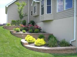 office landscaping ideas. Wonderful Office Landscaping Ideas Side Of House Images About On Hill  Front Yard Stones And   Intended Office Landscaping Ideas L