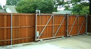sliding wood gate fence home wooden ideas best of sliding fence gate g57