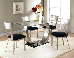 glass kitchen table and chairs round glass dining set round glass dining table brilliant glass kitchen