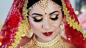summer long lasting indian bridal makeup tutorial in hindi sweat proof water proof