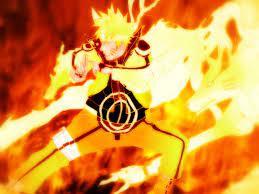 Naruto Uzumaki Kyubi Mode Wallpaper Hd ...