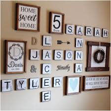 large wooden monogram letters for wall incredible 5 5 large scrabble tiles scrabble wall art gallery