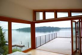 lakefront home plans designs custom interior modern house tiny lake