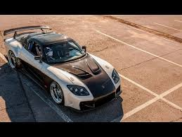 mazda rx7 fast and furious body kit. mazda rx7 with veilside body kit rx7 fast and furious