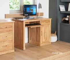 stunning baumhaus mobel. Interesting Baumhaus Baumhaus Mobel Oak Single Pedestal Computer Desk  And Stunning