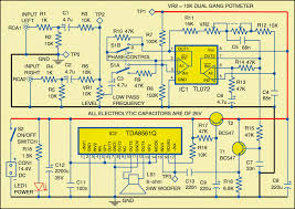 circuit diagram of the subwoofer for cars electronica circuit diagram of the subwoofer for cars