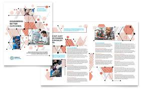Download Brochure Templates For Pages Pages Templates
