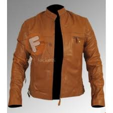 vintage cafe racer tan motorcycle jackets brown leather jackets mens
