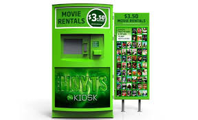 Dvd Vending Machine Business Amazing Video Ezy Buys Hoyts' DVD Vending Machines SmartHouse