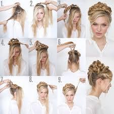 легких причесок на каждый день с пошаговыми инструкциями Прическа со сложной косой