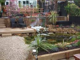 Small Picture Contemporary garden pond design ideas