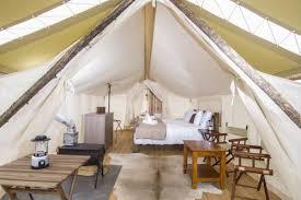 Tenda Campeggio Con Bagno : Moab under canvas stati uniti d america