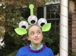 diy toy story alien costume