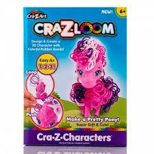 Crazy <b>Loom</b> 19163 Крейзи Лум <b>Набор для творчества</b> - фигурка ...