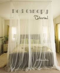... Do It Yourself Canopy Fresh Ideas 10 20 Magical DIY Bed Will Make You  Sleep Romantic ...