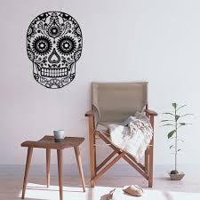 Skull Wallpaper For Bedroom Online Get Cheap Skull Wallpaper Aliexpresscom Alibaba Group