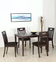 neon furniture. Neon Furniture Four Dining Set In Espresso Finish By Hire Perth