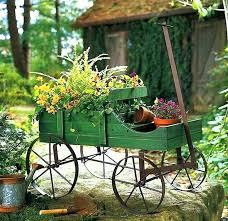 outdoor garden flower wagon flower wagon garden ice rink pvj