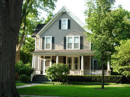 Modern Exterior Paint Colors For Houses American Farmhouse And - Farmhouse exterior paint colors