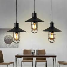 pendant lighting edison. Vintage Loft Industrial American Country Lustre Iron Edison Pendant Lamp Kitchen Restaurant Warehouse Cage Home Decor Lighting D
