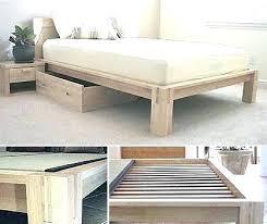 raised platform bed frame – saraandpaul.info