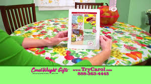 carol wright gifts great ideas tv mercial