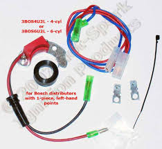 electronic ignition conversion kits for volvo penta marine engines hot spark 3bos4u2l or 3bos6u2l electronic ignition conversion kit for bosch distreibutors 1