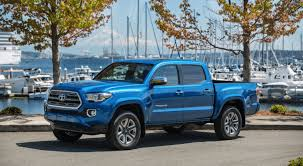 The Toyota Tacoma A Brief History Autoinfluence
